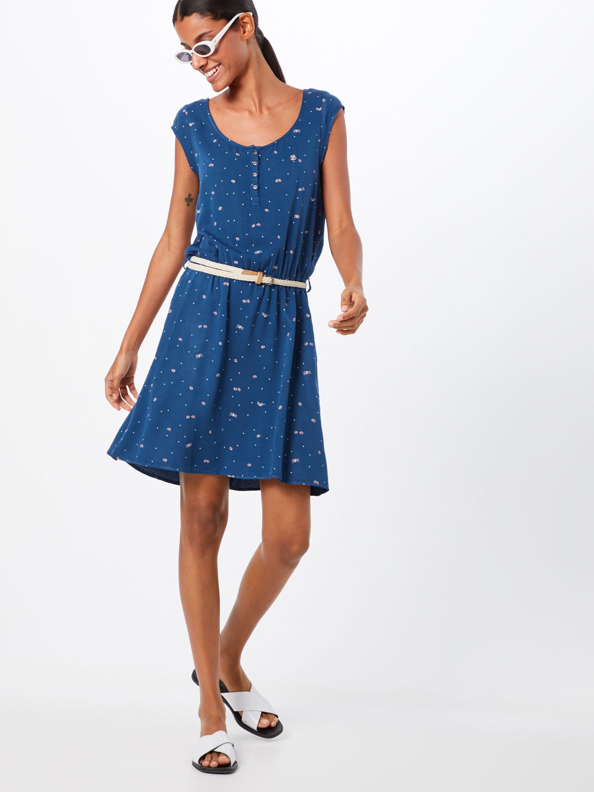 De En 'zephie' Bleu CielMélange Ragwear Robe Couleurs rxoCBde