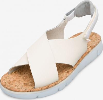 CAMPER Sandalen ' Oruga ' in beige, Produktansicht