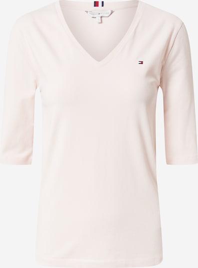 TOMMY HILFIGER Shirt in navy / rosa / rot / weiß, Produktansicht