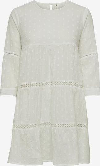 ONLY Robe en blanc, Vue avec produit