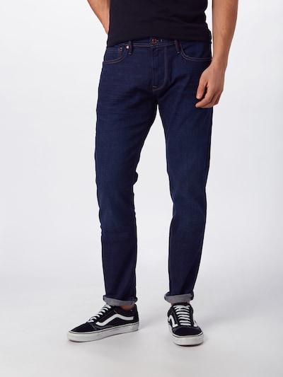 Pepe Jeans Džinsi 'STANLEY' pieejami zils džinss, Modeļa skats