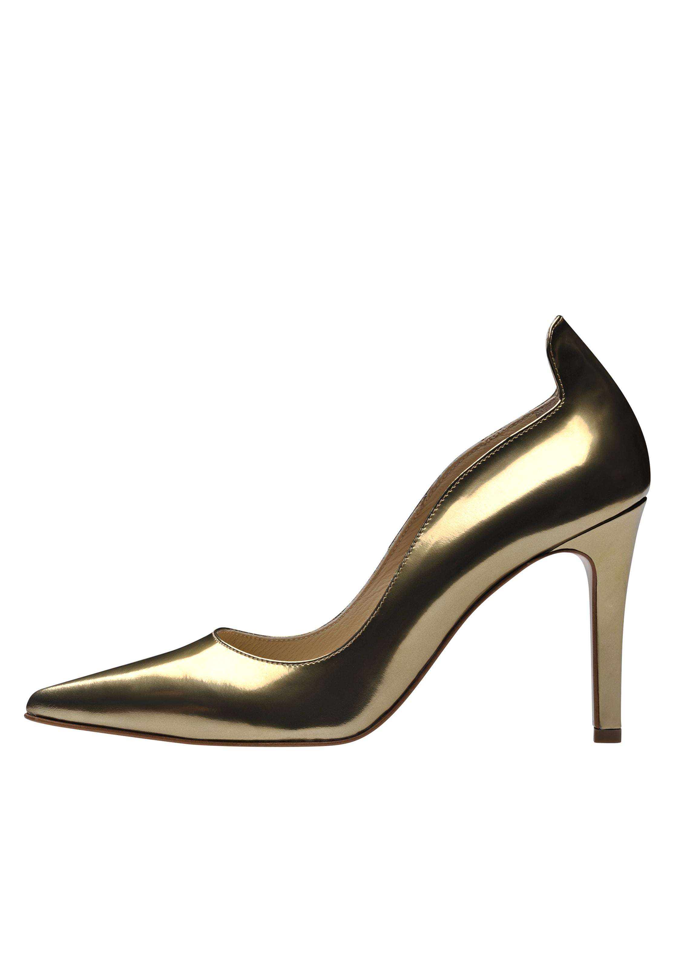 Evita In Evita Pumps Pumps In Evita Gold Gold Gold In Evita Pumps ZuTOPXilwk
