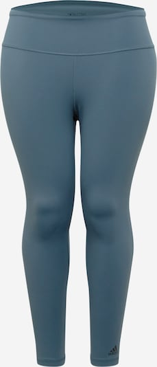 ADIDAS PERFORMANCE Sport-Hose in rauchblau, Produktansicht