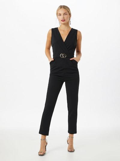 Hailys Overall 'Nancy' in schwarz, Modelansicht
