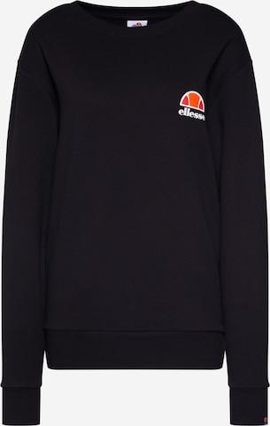 ELLESSE Sweatshirt 'HAVERFORD' in Black
