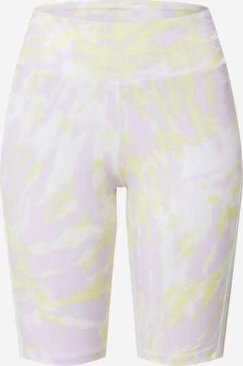 ADIDAS ORIGINALS Spodnie w kolorze pastelowo-żółty / pastelowy fiolet / offwhitem, Podgląd produktu