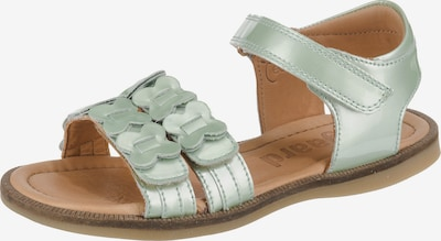 BISGAARD Sandalen in pastellgrün, Produktansicht