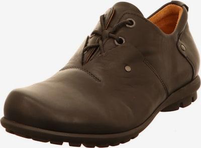 THINK! Schnürschuh in schwarz, Produktansicht