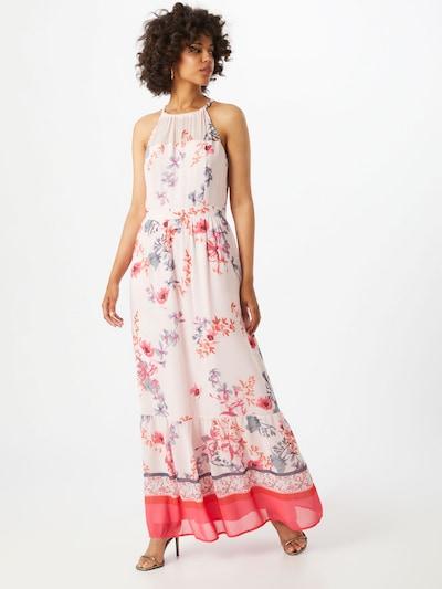 COMMA Kleid in mischfarben / pastellpink, Modelansicht