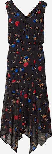 The Kooples Kleid 'ROBE' in mischfarben / schwarz, Produktansicht