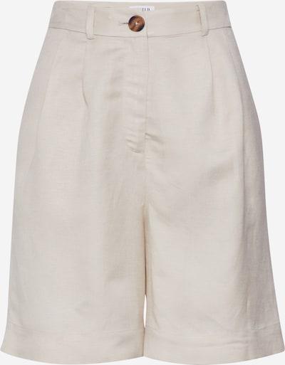 EDITED Shorts 'Joanie' in weiß / offwhite, Produktansicht