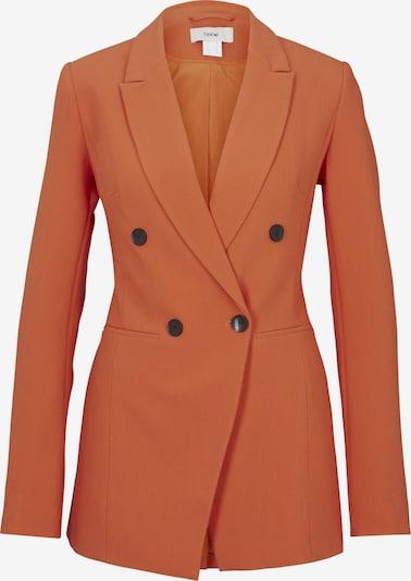 heine Blazer in orangerot / schwarz, Produktansicht