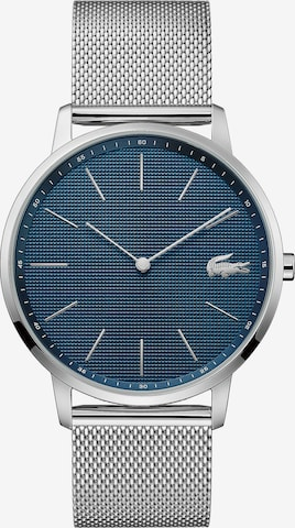 LACOSTE Uhr 'Moon' in Silber