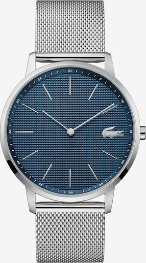 LACOSTE Analoog horloge 'Moon' in de kleur Nachtblauw / Zilver, Productweergave