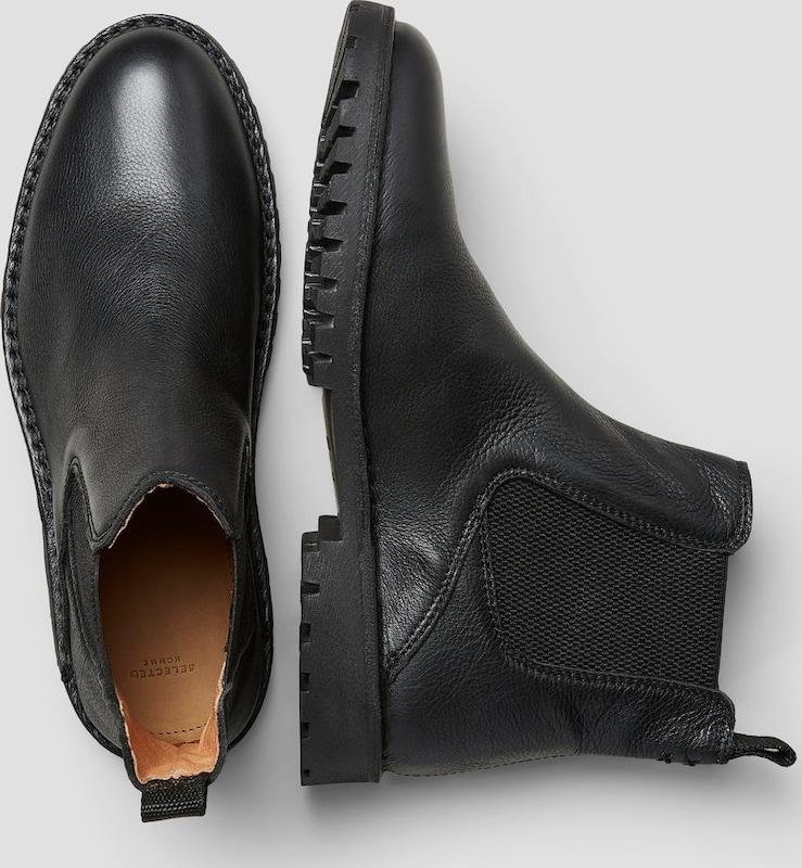 SELECTED HOMME Chelsea Stiefel Günstige und langlebige Schuhe