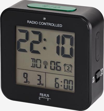 JACOB JENSEN Uhr in grün / schwarz, Produktansicht