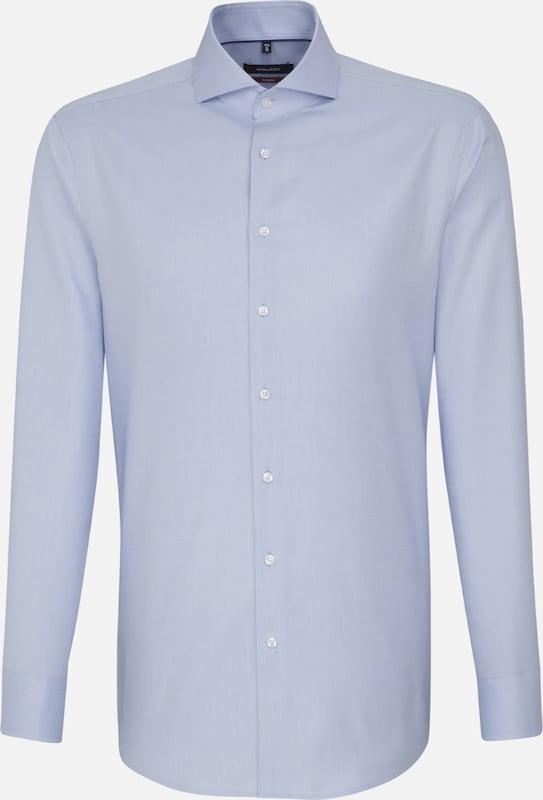 SEIDENSTICKER Hemd 'Modern' in hellblau  Neue Kleidung in dieser Saison