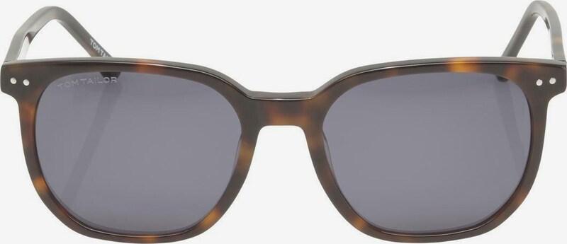 TOM TAILOR Eyewear Verspiegelte Wayfarer Sonnenbrille in braun w6CyzzYl