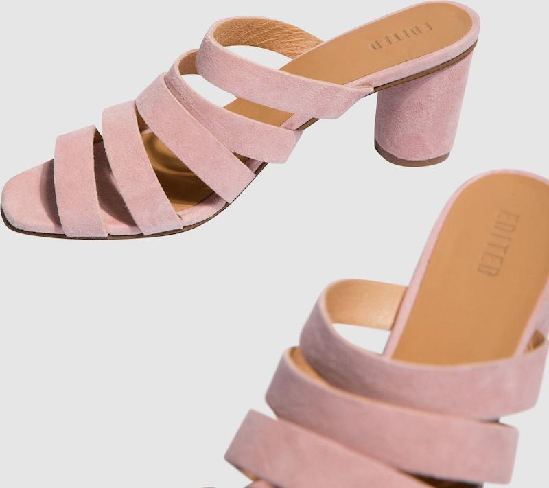 Haltbare Mode billige Schuhe EDITED | Pantolette Pantolette Pantolette 'Lissie' Schuhe Gut getragene Schuhe 1a3175