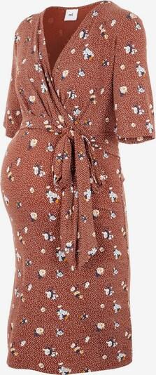 MAMALICIOUS Kleid in karamell, Produktansicht