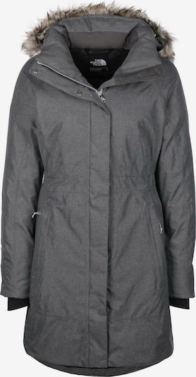 THE NORTH FACE Daunenjacke 'Arctic II W' in grau, Produktansicht