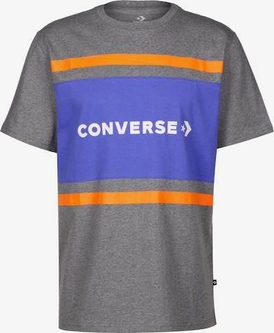 CONVERSE T-Shirt ' Colorblock ' in mischfarben, Produktansicht