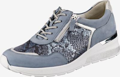 WALDLÄUFER Sneaker in blau, Produktansicht