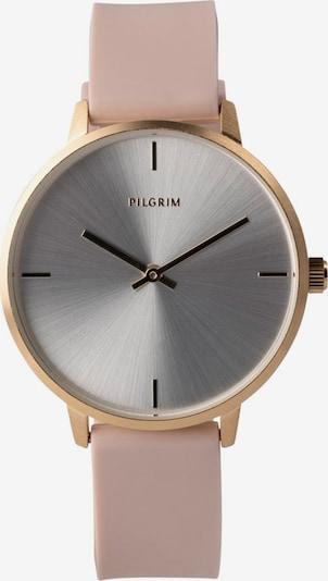 Pilgrim Zegarek analogowy 'Inez' w kolorze złoty / różowy pudrowym, Podgląd produktu