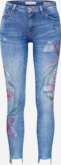 GUESS Jeans 'SEXY CURVE' in blue denim, Produktansicht