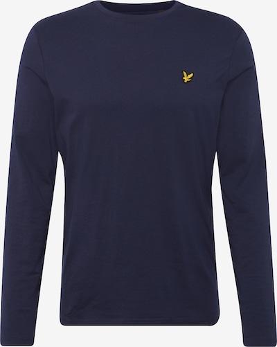 Lyle & Scott Sweat-shirt en bleu marine, Vue avec produit