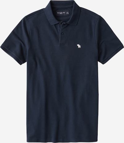 Abercrombie & Fitch Poloshirt 'NEUTRAL CORE' in navy, Produktansicht