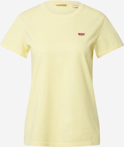 LEVI'S Koszulka 'PERFECT TEE' w kolorze żółtym, Podgląd produktu