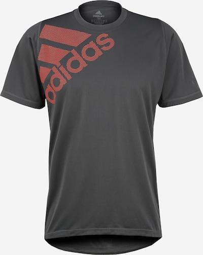 ADIDAS PERFORMANCE Funkční tričko 'FL_SPR GF BOS' - tmavě šedá / červená, Produkt