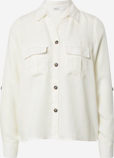 ONLY T-shirt 'KAJA' en blanc cassé, Vue avec produit