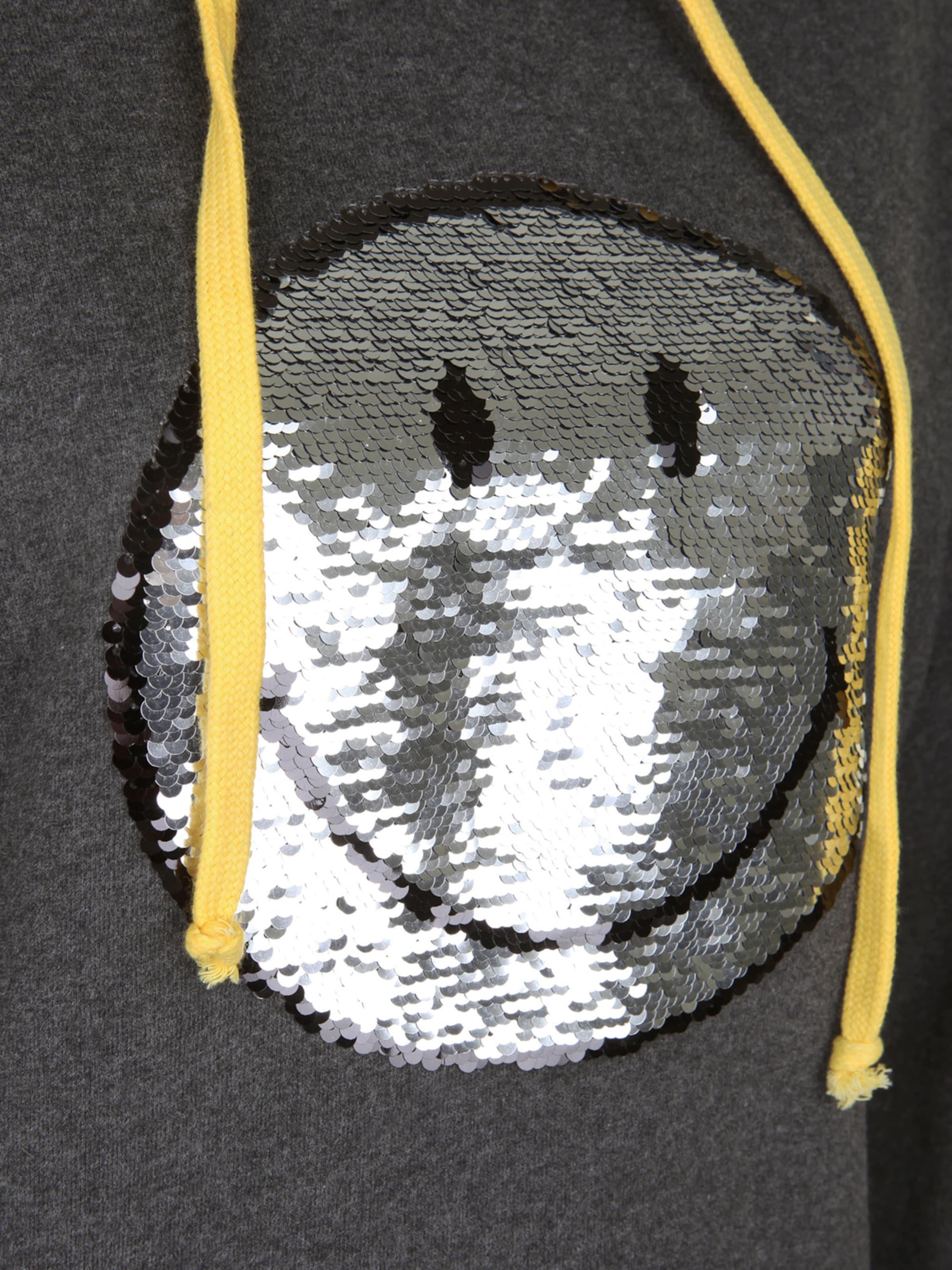 Gipsy Sweatshirt i antracit