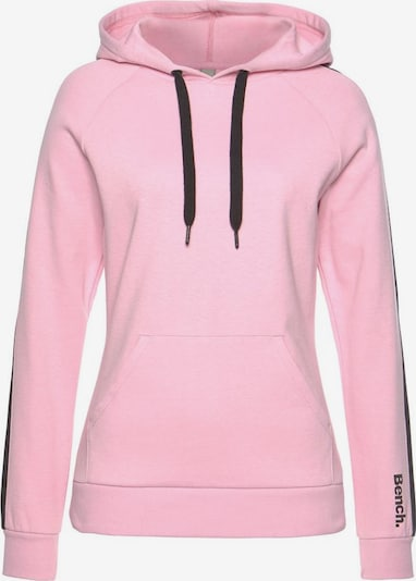 BENCH Sweatshirt in rosa, Produktansicht