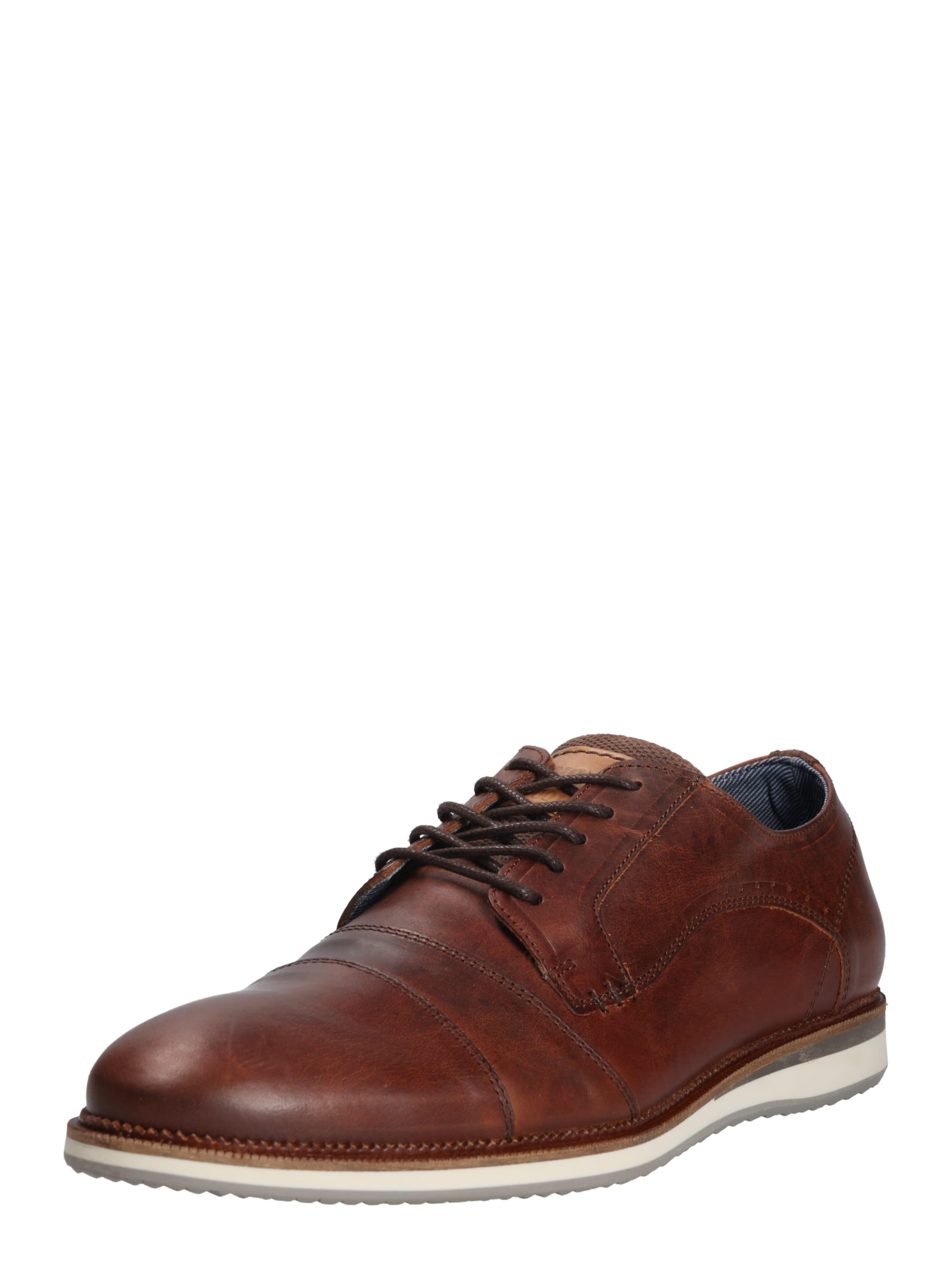 BULLBOXER Schnürschuh Verschleißfeste billige Schuhe Hohe Qualität