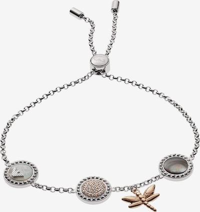 Emporio Armani Armband in bronze / silber, Produktansicht