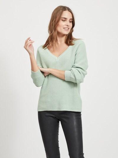 VILA Pullover in mint, Modelansicht
