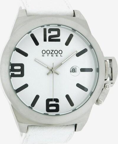 OOZOO Uhr 'OS113' in weiß, Produktansicht