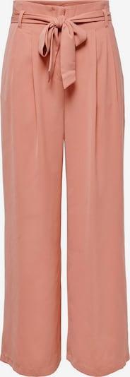 ONLY Pantalon en corail, Vue avec produit
