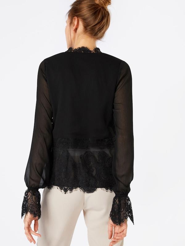 Tigha Blause 'Britta' in schwarz    Markenkleidung für Männer und Frauen c06708