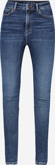 Harlem Soul AL-MA High Waist Skinny Jeans blue in blue denim, Produktansicht