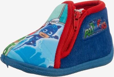 PJ Masks PJ Masks Hausschuhe in blau / mischfarben / rot, Produktansicht