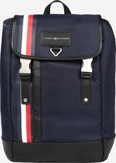 TOMMY HILFIGER Batoh 'METROPOLITAN' - modrá / tmavě modrá / světle červená / bílá, Produkt