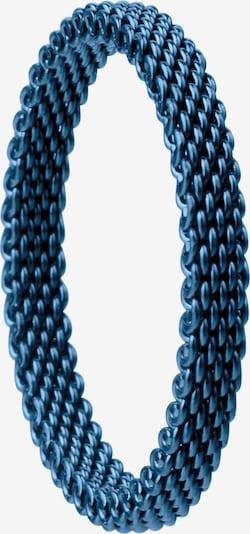 BERING Ring 'Arctic Symphony' in blau, Produktansicht