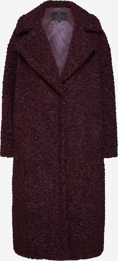 Herrlicher Mantel 'Tabby Fake Fur' in lila, Produktansicht