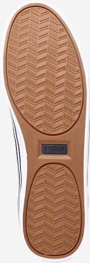 POLO RALPH LAUREN Sneakers laag 'HANFORD' in de kleur Navy: Onderaanzicht