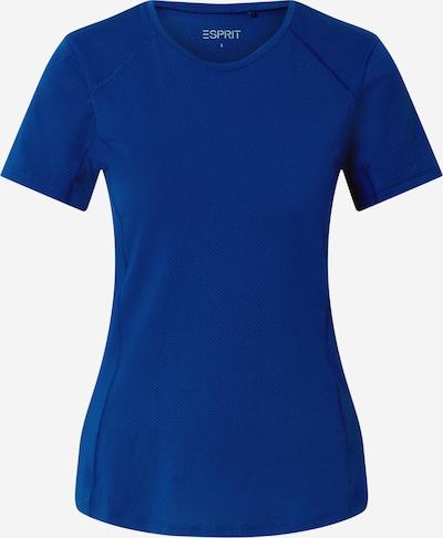 kék / fehér ESPRIT SPORT Funkcionális felső 'edry': Elölnézet