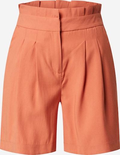 Vero Moda Petite Spodnie 'VMKARLA HW SHORTS TLR PETITE' w kolorze rdzawobrązowy / pomarańczowym, Podgląd produktu